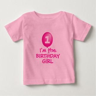 I'm the BIRTHDAY GIRL shirt