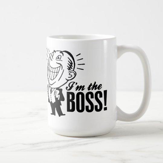I'm The Boss! Mug