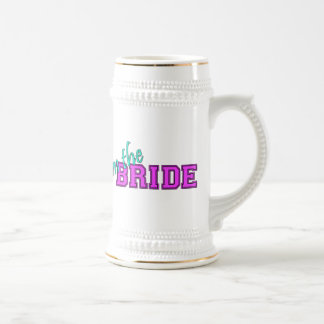 I'm The Bride Beer Stein