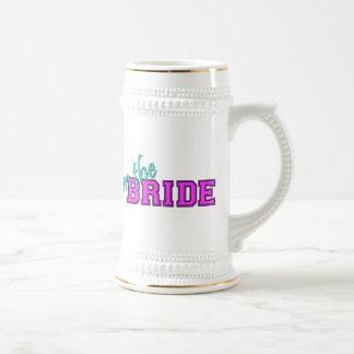 I'm The Bride 18 Oz Beer Stein