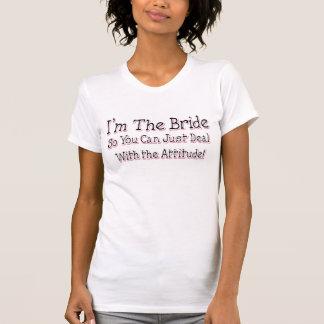 I'm The Bride Tee Shirts