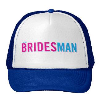 I'm the Bridesman Cap