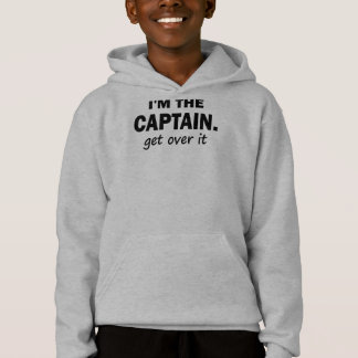 I'm the Captain. Get over it - funny