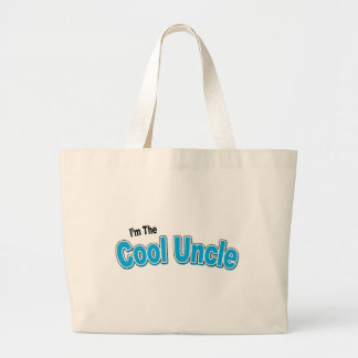 I'm The Cool Uncle Jumbo Tote Bag