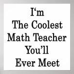 I'm The Coolest Math Teacher You'll Ever Meet