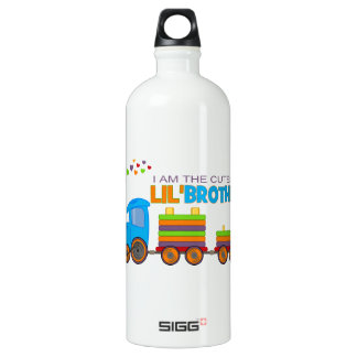 I'm the cutest Lil' Brother SIGG Traveller 1.0L Water Bottle