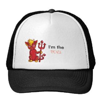I'm the devil hat