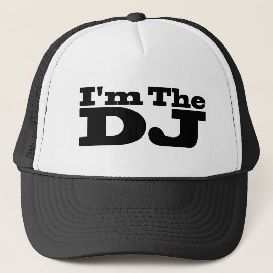 I'm The DJ Hat