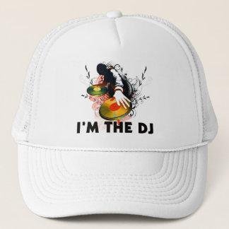 I'm The DJ Rockin The Turntables Trucker Hat