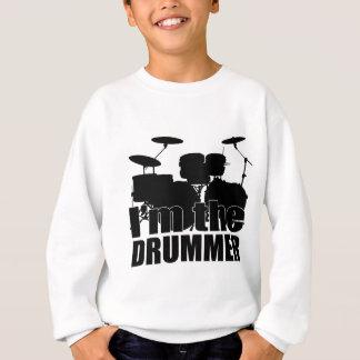 I'm the Drummer Sweatshirt