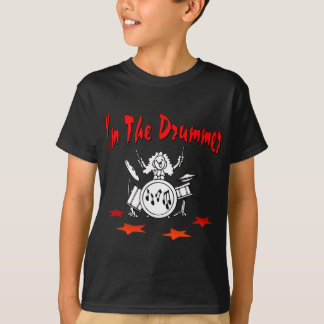 I'm The Drummer T-Shirt