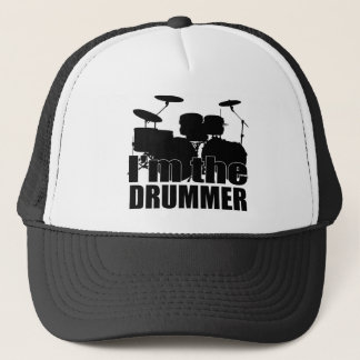 I'm the Drummer Trucker Hat