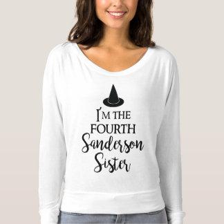 I'm The Fourth Sanderson Sister T-Shirt