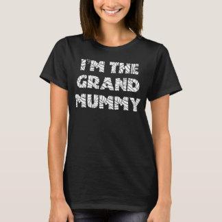 I'm the Grand Mummy Funny Halloween Shirt