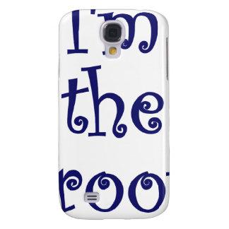 Im the Groom Samsung Galaxy S4 Case
