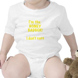 Im the Honey Badger! I Dont Care! T-shirts