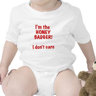Im the Honey Badger! I Dont Care! Baby Creeper