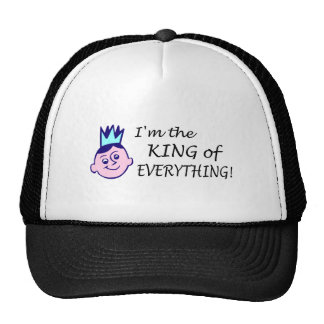 Im The King Of Everything Cap