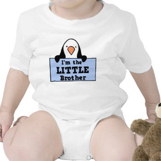 I'm the Little Brother T-shirts