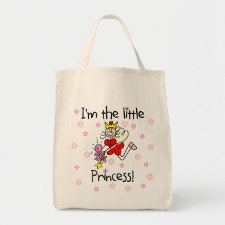 I'm the Little Princess Tote Bag