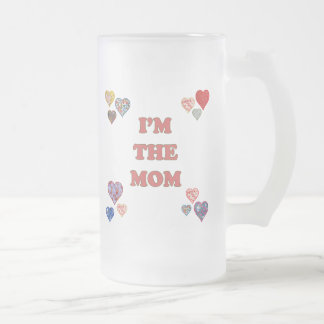 I'm The Mom Coffee Mugs