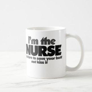 I'm the Nurse Mugs