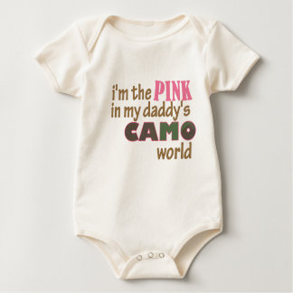 """I'm the pink in my daddy's camo world"" Creeper"