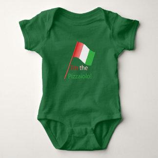 I'm the Pizzaiolo! Baby Bodysuit