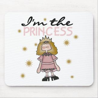 I'm the Princess Mouse Pad