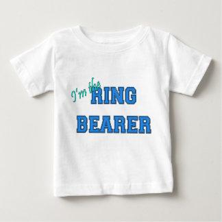 I'm The Ring Bearer Baby T-Shirt