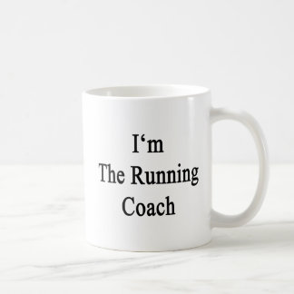 I'm The Running Coach Coffee Mug