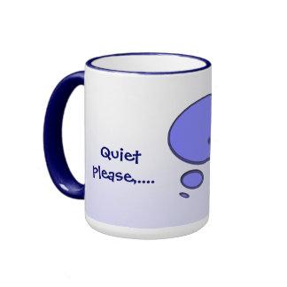 I'm Thinking Ringer Mug