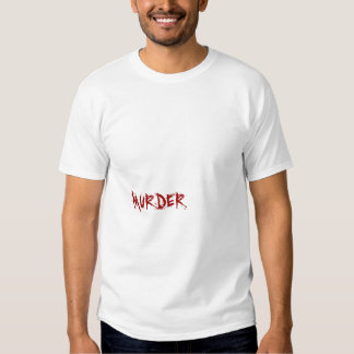 I'm training to be a CSI, Will you be my, MURDE... T-shirt