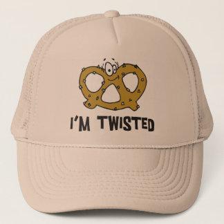 I'm Twisted Pretzel Trucker Hat