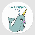 I'm Unique! (Narwhal)