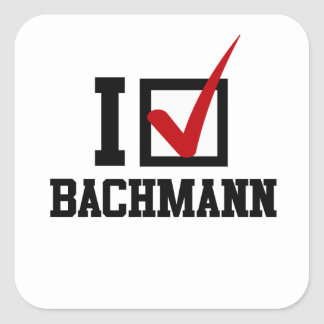 I'M VOTING FOR MICHELE BACH STICKERS