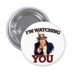 I'm watching YOU Button