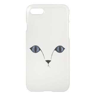 I'M WATCHING YOU! (cat's eyes) ~ iPhone 7 Case