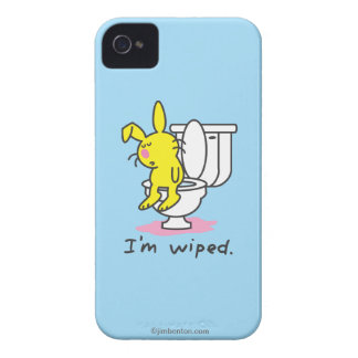 I'm Wiped iPhone 4 Cover