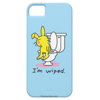 I'm Wiped iPhone 5 Cover