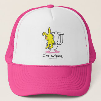 I'm Wiped Trucker Hat