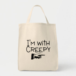 Im With Creepy Bags