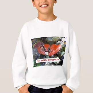 I'm with gorgeous clothing sweatshirt