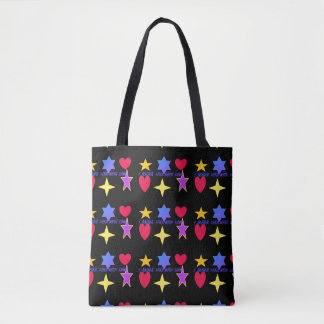 I'm With Love Tote Bag