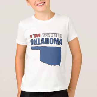I'm with Oklahoma T-Shirt