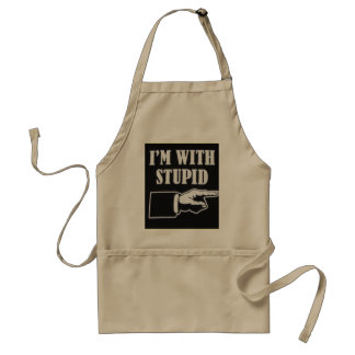 im-with-stupid adult apron
