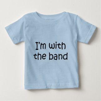 I'm With The Band Tees