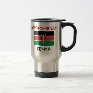 I'm Worshipped In KENYA Stainless Steel Travel Mug