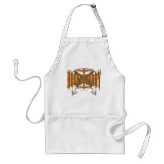 I'm Your Huckleberry Standard Apron