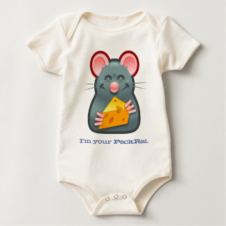 I'm Your PackRat - Baby Bodysuit